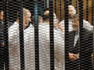 Trial of Mohamed Morsi, Nov 4, 2013