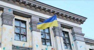 Russian embassy in Kyiv attacked on June 14, 2014
