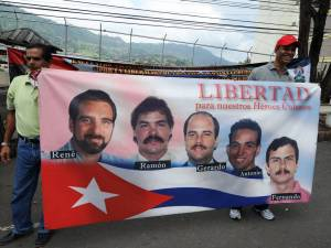 The Cuban Five were convicted in 2001