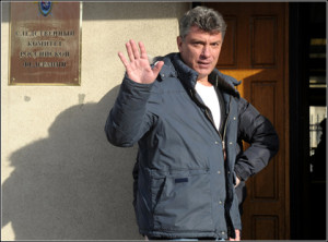 Boris Nemtsov, photo by Grigoriy Sisoev, RIA Novosti