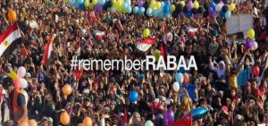 Two-year commemoration of Aug 14, 2013 massacre at Rabaa Square in Cairo