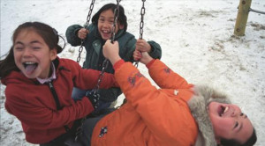 Canada's Aboriginal children