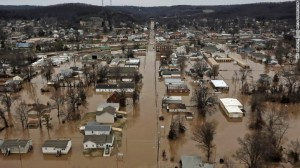 Flooding in Pacific, Missouri Dec 29, 2015 (CNN)
