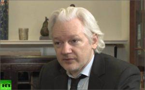 Julian Assange interviewed on Aug 6, 2016 broadcast of RT.com's 'Going Underground'