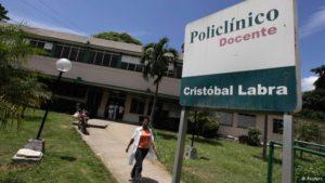 Cuban health clinic (Reuters)
