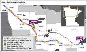 Enbrige Inc Line 3 Pipeline replacement (image by Enbridge)