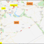 U.S. and Turkey agree on joint control of Manbij, Syria, violating Syrian sovereignty and confounding claims by Western corporate and alternative media of 'Russia-Turkey collusion'