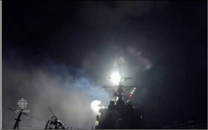 So it begins: Trump unleashes Cruise missiles against Syria, setting fire to the 'anti-ISIS coalition'