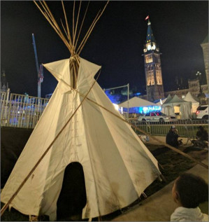 While official Canada celebrates 150 years, First Nations lament 150 years of colonialism and cultural genocide