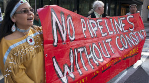 Canadian government under intense scrutiny over Aboriginal sovereignty, missing women inquiry