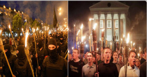 Double standards as politicians and editorialists condemn neo-Nazism in Charlottesville, embrace it in Ukraine