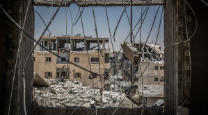 Raqqa, Syria: A hellhole created by the regime-changers of the West