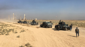 Iraq military moves to occupy city of Kirkuk and surrounding oil fields