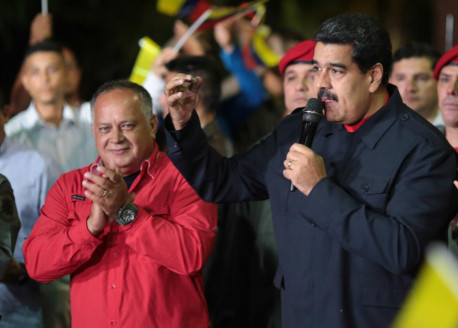 Governing Socialist Party in Venezuela wins big victory in Oct 15 elections to regional states