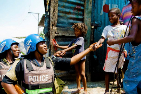 OXFAM's sexual abuse in Haiti and the broader pattern amongst mainstream NGOs and charities and UN military occupation forces