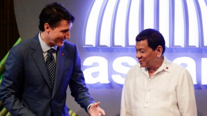 In Canada, 'Magnitsky Act' sanctions against Russia and Venezuela, kid gloves for Philippines' President Duterte
