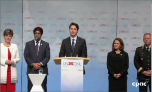 Canada spells out its foreign intervention plans, liberal imperialists plead 'more, faster'