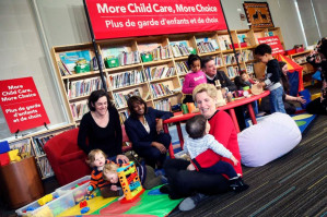 Ontario government announces big child care subsidies: Are Liberals becoming reformers?