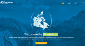 New Climate Atlas of Canada project gives Canadians a look at how global warming will change their surroundings