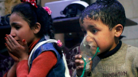 Syria and chemical weapons: Debating the regime-change war in Syria