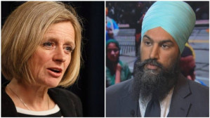 Canada's New Democratic Party and the global warming emergency