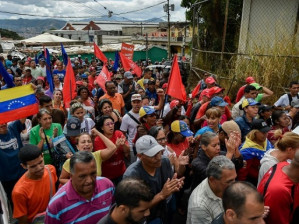 News of international solidarity with Venezuela's Bolivarian Revolution and President Nicholas Maduro