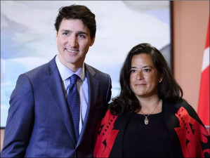 Political uproar surrounding Canada's demoted justice minister Jody Wilson-Raybould threatens to weaken U.S. extradition demand against China's Huawei executive Meng Wanzhou