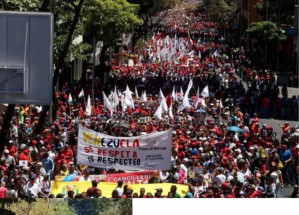 Building socialism in Venezuela and the world