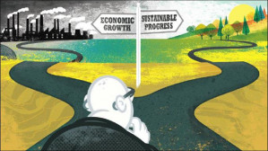 Debating degrowth: 'Be careful with the alternative energies you wish for'