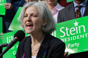 U.S. Green Party leader Jill Stein: 'Get ready for Syriza moment in the U.S.'