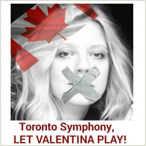 Toronto Symphony Orchestra cancels performances by Ukrainian-born pianist because she is antiwar