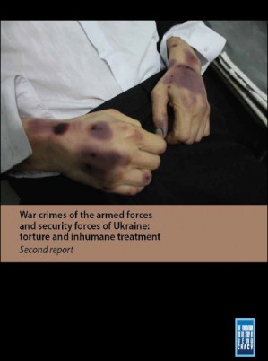 Released prisoners detail widespread use of torture by Ukrainian army and security services