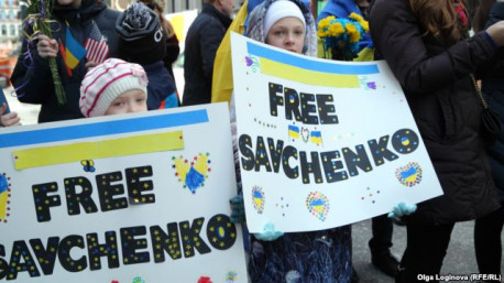 Campaign to free Nadiya Savchenko is another cover-up of war crimes and pretext for more sanctions against Russia