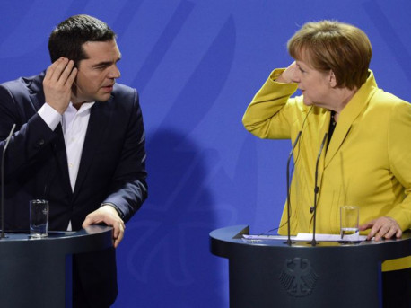 Harsh austerity stance by European Union is setting a stage for Greece's exit from the EU and euro