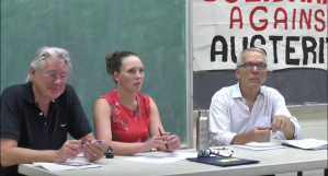 Public forum in Ottawa discusses EU austerity attack on Greece