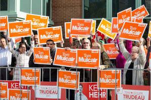 Countdown to the October 19 election in Canada: Back to the past if Liberals are elected