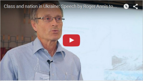 Class and nation in Ukraine: Speech by Roger Annis to conference in Winnipeg