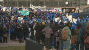 Anti-austerity strike wave of public service workers in Quebec continues