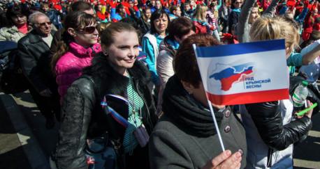 New York Times propaganda article on Ukraine's blockade of Crimea (updated)