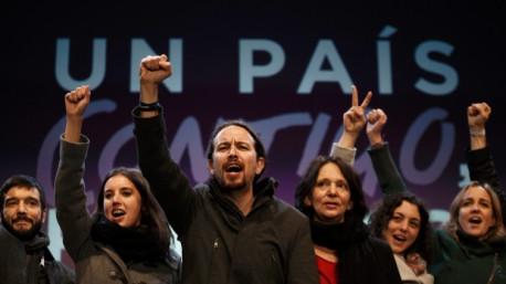 Left wing gains in Dec 20 legislative election in Spain