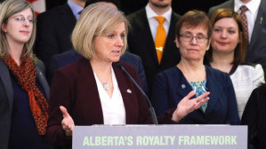 Alberta NDP government decides no change to Alberta's oil and gas taxation regime