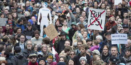 Canada's 'anti-terrorism' Bill C-51, review committees and the dangers of window dressing