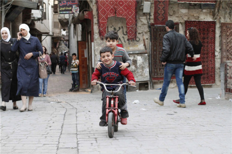 Ceasefire is an opportunity for Syria and for the world