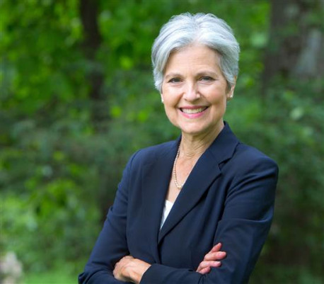 Dr. Jill Stein, candidate for Green Party presidential nomination in the U.S.